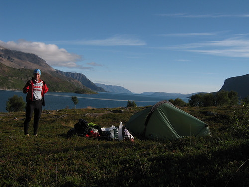 Campsite nearish Talvik
