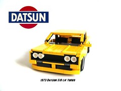 Datsun 510 LH Turbo