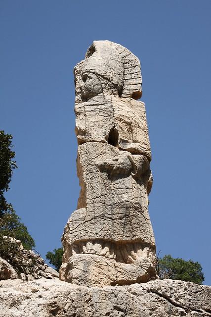 StatueStatue of Apollo Mithras Helios Hermes