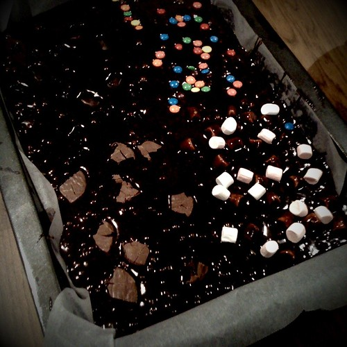Franken-brownies 1