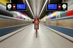 Underground 3 (stuff2break) Tags: travel architecture germany underground subway munich metro georgbrauchlering nikonflickraward
