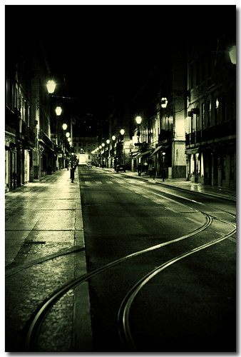 Lisboa by Night - Portugal