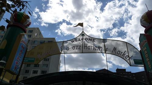 Malcolm Shabazz Market in Harlem