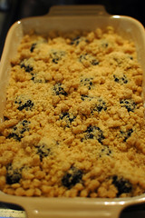 And a Crumble Topping
