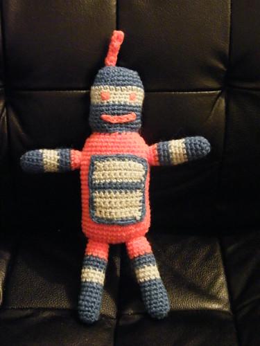 Barnabus the Robot