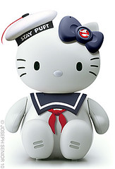 Hello Kitty StaypuftKitty