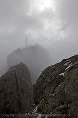 Mistic ropeway (vuemme) Tags: way valle rope val punta funivia montagna rocca dolomiti canazei marmolada fassa serauta