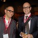 Cory Doctorow and Tim Holman