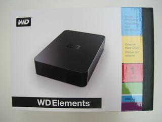 Western Digital Elements Desktop 1TB