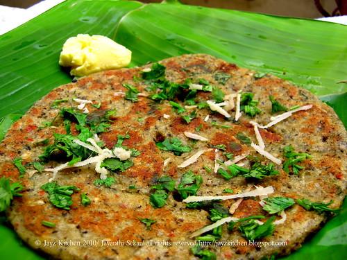 wheat adai Jayz Kitchen