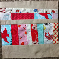 3by6 beehive 4 (fancytwo) Tags: modern bee quilting blocks improv