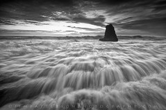 Storm Surf in Monochrome - Davenport, California (Jim Patterson Photography) Tags: pictures ocean california light sunset sea sky usa santacruz seascape storm beach nature monochrome clouds landscape photography coast marine rocks waves natural pacific photos tripod shoreline rocky wideangle stormy boulders highway1 coastal filter shore lee coastline ripples bluffs davenport gitzo seastack reallyrightstuff pacificcoasthighway remoterelease nikkor1224mm neutraldensity graduatedneutraldensityfilter singhray graduatedneutraldensity mbnms nikond300 markinsm20ballhead jimpattersonphotography jimpattersonphotographycom montereybaynationalmarinesancturay darylbensonreversefilter seatosummitworkshops seatosummitworkshopscom