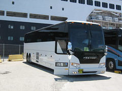 2010 Prevost H3-45 highway coach (JarvisEye) Tags: canada bus coach princeedwardisland autobus charlottetown 2010 prevost h345
