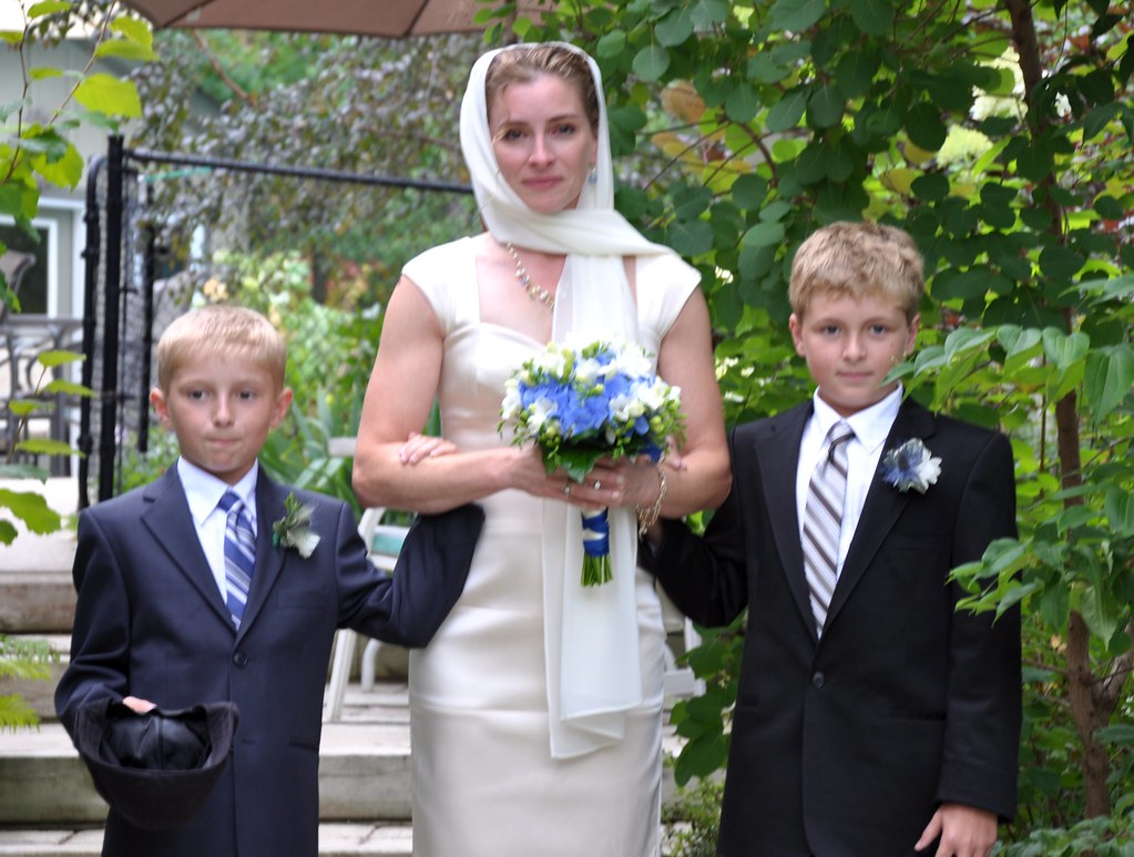 The Bride And Her Sons