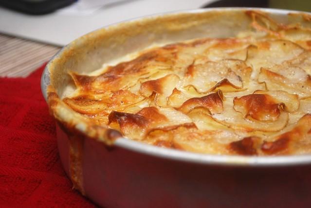 potatoes au gratin alton brown