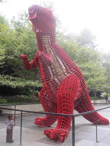 Millennium park sculpture