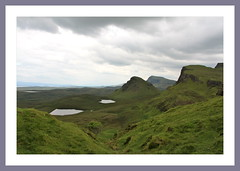 South Trotternish Ridge (Mac ind g) Tags: summer sky holiday walking landscape scotland framed cleat trotternish thequiraing dundubh druimanruma biodabuidhe