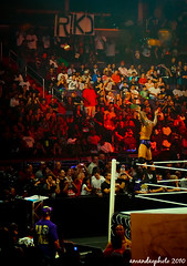 Randy Orton, John Cena  -  WWE RAW