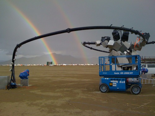 Syzygryd & Double Rainbow