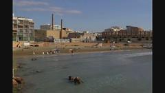 Timelapse playa (J.Caadas) Tags: beach reflex timelapse pentax playa intervalometer dsrl intervalometro k100dsuper