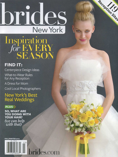 Brides New York Fall/Winter 2010 Issue - Merci New York