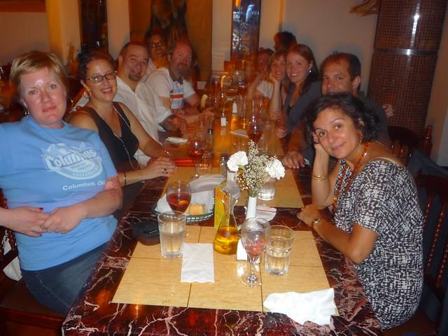 Iberico Dinner Crew