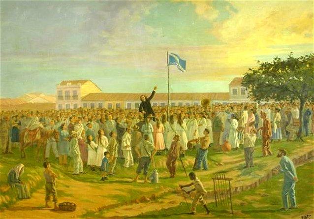 Independencia Juazeiro do Norte - Reprodução - Dihelson Mendonça