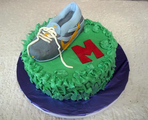 Runner´s cake
