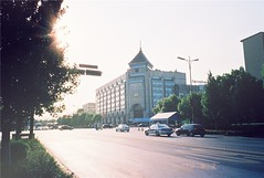 The sun is beautiful, is it not? (picozhang) Tags: life summer nc dream memory hangzhou