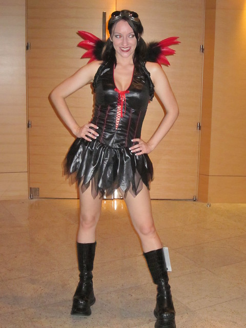 Random Sexy Costume at DragonCon 2010