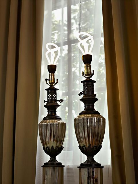 plumen lamp