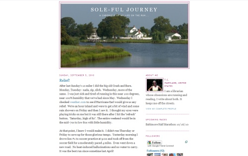 Sole-ful Journey