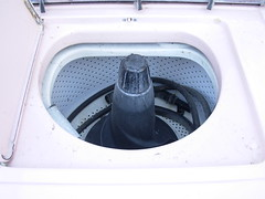 1959 Lady Kenmore washer before cleaning 07