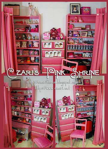 Czari's Pink Shrine