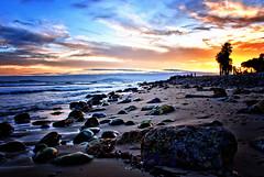 Rock Rock Rockaway Beach
