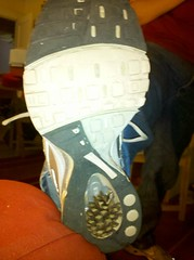 Shoe Cone Detail