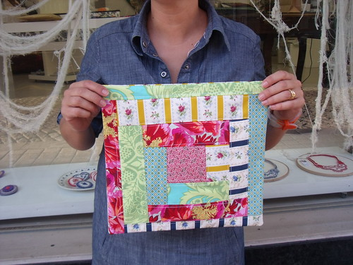 Workshop Patchwork nível II
