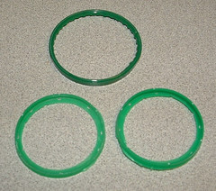 Recycled Bottle Rings