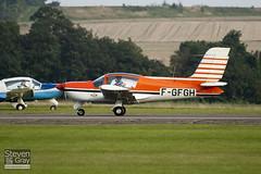 F-GFGH - 13337 - Private - SOCATA MS.235 Rallye 235E Gabier - Duxford - 100905 - Steven Gray - IMG_8947