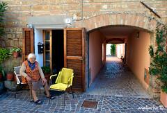 Nonna Fiorenzuola (angeloarka) Tags: italy parco nikon san di pesaro marche nonna bartolo focara fiorenzuola d700 angeloarka