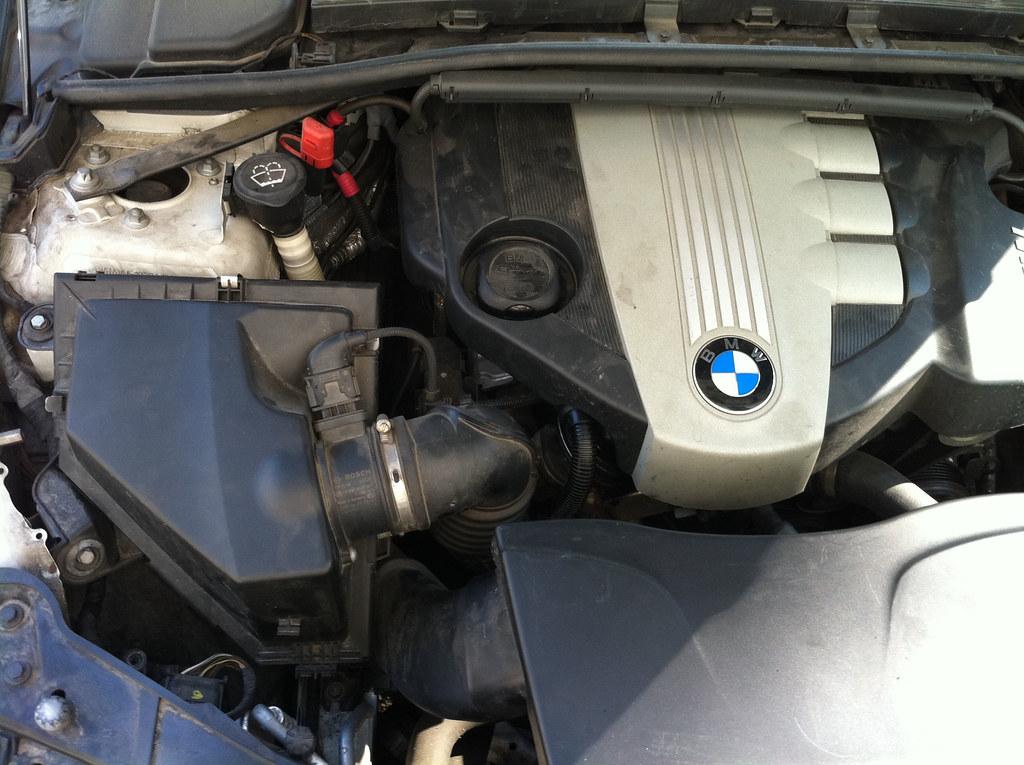Schema motore n47