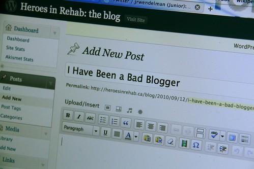 Bad Blogger IMG_1299
