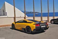 Lamborghini Murcielago LP 670-4 SV (Lisa S Photography) Tags: yellow nice power geneva cannes super monaco september lp carlo monte lamborghini 2009 sv nizza menton veloce