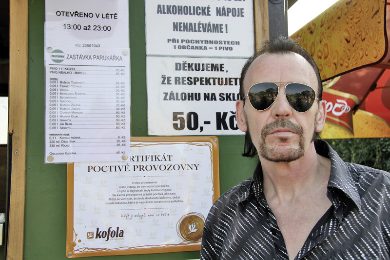 Prague Portraits: Phil Shoenfelt