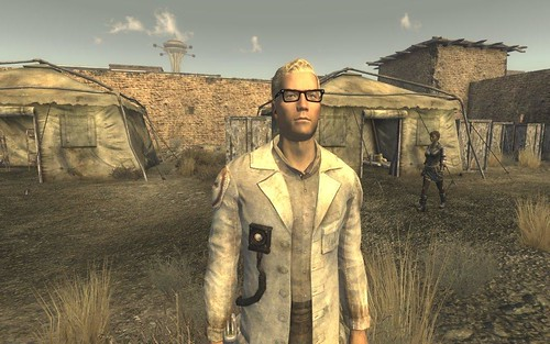 Meet The Companions Of Fallout: New Vegas - Arcade