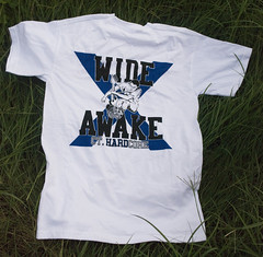 Wide Awake CT. Hardcore T-shirt - Back (Miserabile T-shirts) Tags: live tshirt hardcore lp straightedge ep bold wideawake sxe minorthreat chainofstrength youthoftoday 7seconds uniformchoice smorgasbordrecords strivingfortogetherness