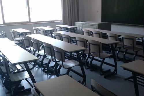 第六教學樓小教室
