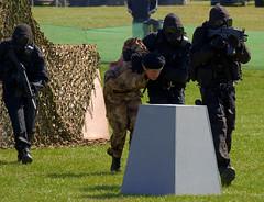 salute people (119) (Lisa Tiffany Photography) Tags: show dublin irish war gun military rifle eire weapon sword terrorism knight sas specialforces salutemilitaryshowireland2010