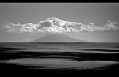 To Magic Voun (tSos Greq) Tags: mountain clouds island aegean greece samothraki samothrace volcanolike