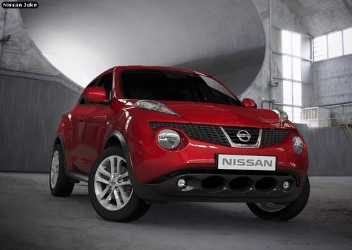 Nissan Juke Ön Tasarım